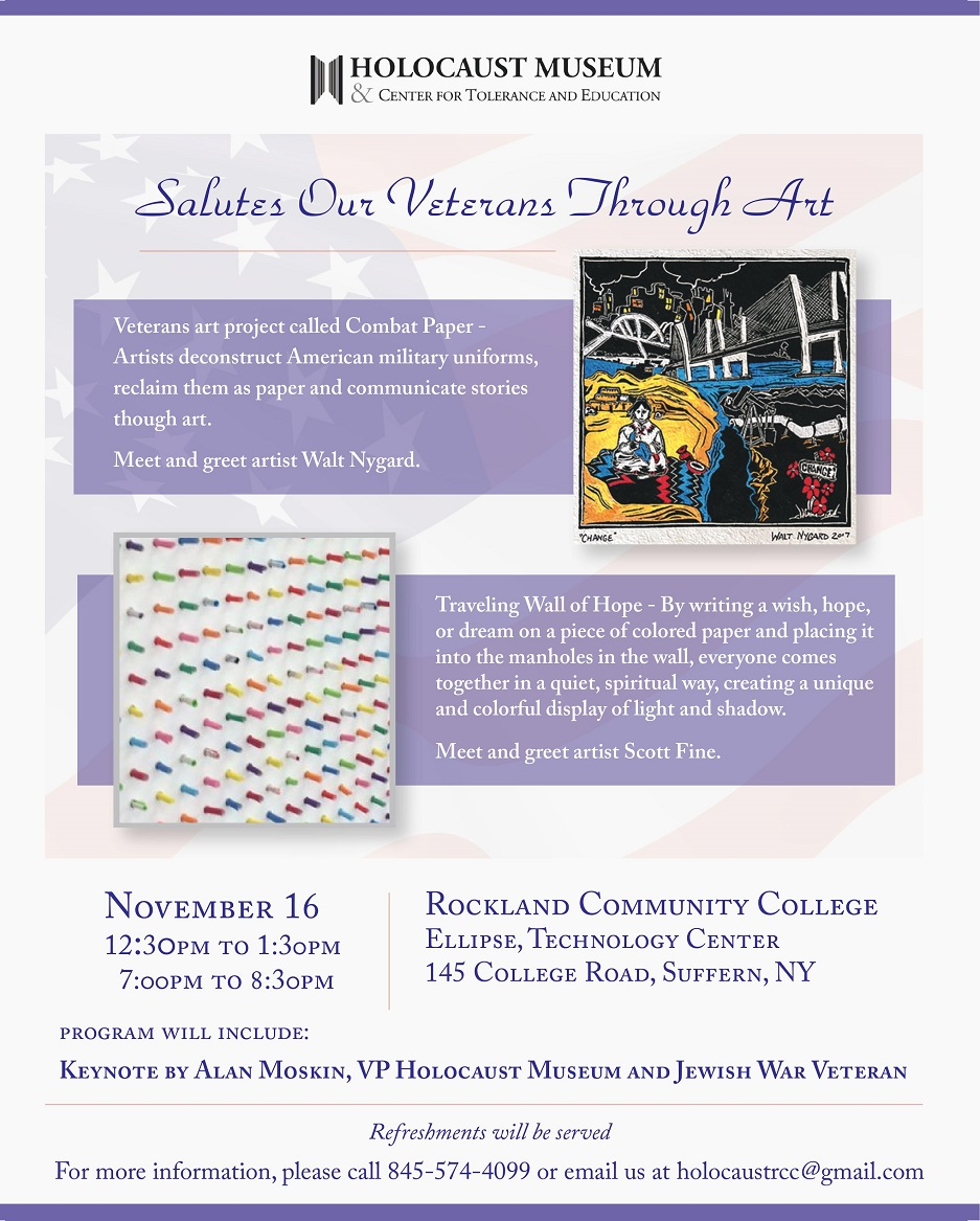 Salute Veterans Through Art